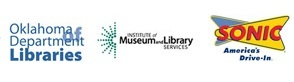 Sponsors Oklahoma Department of Libraries, Institute of Museum and Library Services and Sonic